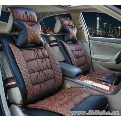 2013秋冬新款,新双色皮汽车座垫|新款秋冬款坐垫|厂家批发