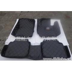 现代I30 IX35 悦动 伊兰特 朗动汽车专用3d大包围超纤皮皮革脚垫