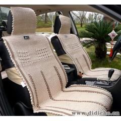 供应高档坐垫 纯手工编织 汽车座垫 四季通用 支持一件代发货