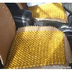 大量批发进口夏季汽车方垫|香木小方垫|汽车座垫|坐套|车用按摩垫