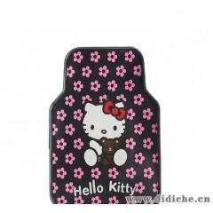 hello|kitty卡通脚垫|车用脚垫|通用脚垫汽车乳胶脚垫批发|车脚垫
