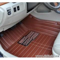 专业生产汽车脚垫皮革脚垫全包围脚垫批发零售
