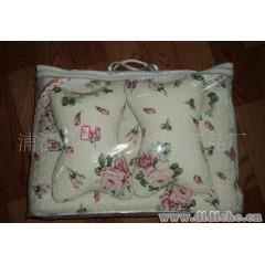 廠家直銷純棉絎縫工藝汽車墊 MMQ002木棉花