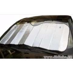 汽车隔热前档气泡汽珠遮阳挡