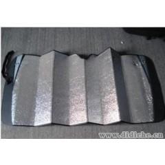大量庫存汽車遮陽擋太陽擋車檔氣泡鋁膜142*60CM|5MM厚度