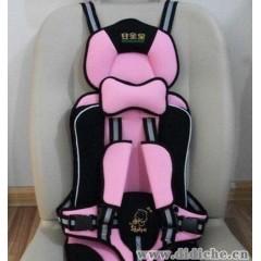 批发汽车儿童安全座椅|2012新款便携式|儿童坐垫婴儿座垫汽车用品