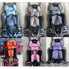 汽车婴儿安全座椅 便携式安全座垫,儿童汽车座椅