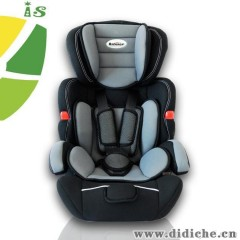 出口?#20998;迀正品9月-12岁婴幼儿童汽车安全座椅|高性价比|头枕可调