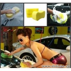 【廠家直銷】8字汽車海綿擦多功能家用海綿擦|清潔保養用品