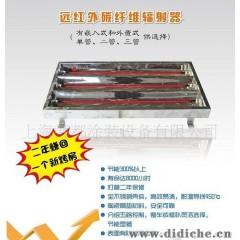 上海韩都涂装>>汽车烤房油改电方案:红外碳纤维辐射器、电烤房