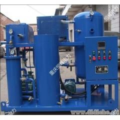 恒峰牌RHL-50润滑油专用滤油机用于润滑油过滤及润滑油再生