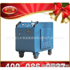 活性炭吸附高精度防爆箱式润滑油移动滤油机