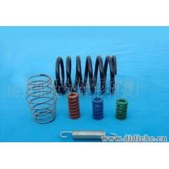 供应螺旋拉伸弹簧、不锈钢弹簧、耐腐蚀弹簧、弹簧、簧厂家直销