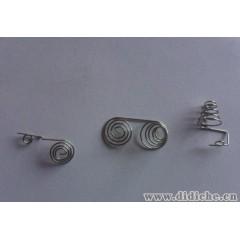 供应弹簧|电池弹簧|电池片弹簧|电池接触片弹簧|纽扣电池弹簧