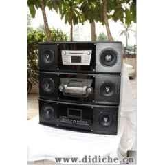湃尔比亚迪汽车CD改装家用音响