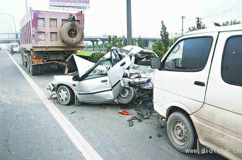 新车技术可以提高车祸的成活率并避免不可避免