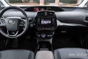 2019年丰田普锐斯AWD-e首次驾驶回顾,欢迎来到雪带