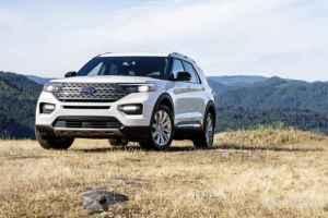 2020年福特探索者混合動力第一次駕駛回顧