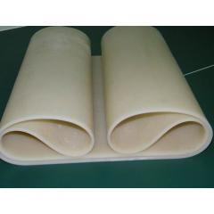 矽�z�送�В�600型自封袋制袋�C耐磨耐高�丨h形矽�z皮��