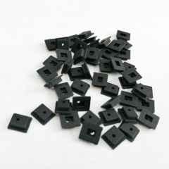 丁青橡胶制品异形件开模 NBR橡胶件杂件杂件加工