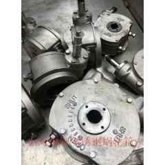 苏州禹轩QDX3-4/5不锈钢蜗轮箱,304防水防锈蜗轮箱